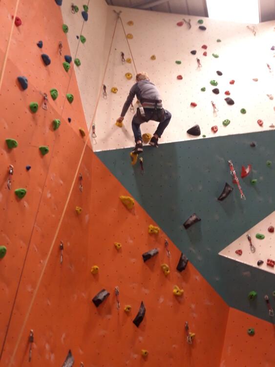 boys wall climbing 3
